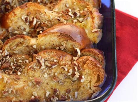 Overnight French Toast Casserole Recipe Just Pinch Recipes
