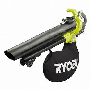 Batterie Ryobi 36v : ryobi lithium 36v cordless blower vac skin only ~ Farleysfitness.com Idées de Décoration