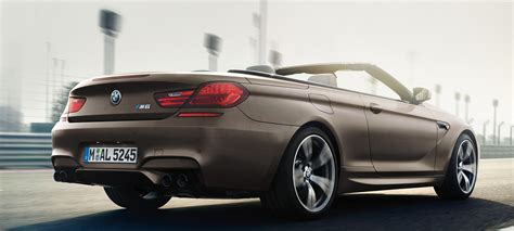 bmw m6 cabriolet luxury convertible car bmw canada