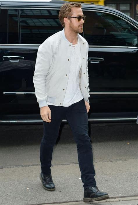 the gosling style lookbook fashionbeans