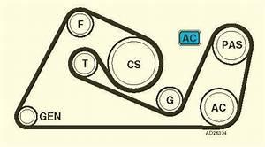 Solved  Serpentine Belt Diagram 05 Audi A8 L