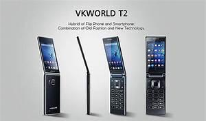 Kompakte Smartphones 2016 : vkworld t2 zoll klapphandy mit android 5 1 mtk6580 ~ Jslefanu.com Haus und Dekorationen