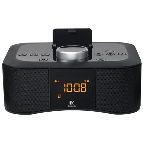 ipod docks with speakers on ebay logitech s400i 30 pin alarm clock speaker dock for ipod iphone 4 4s 5099206031432 ebay