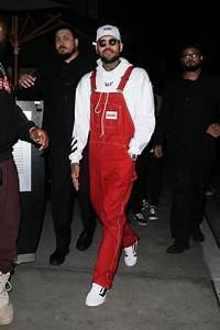 Chris Brown Clothing Looks Brands Costumes Style and Outfits | Looklive