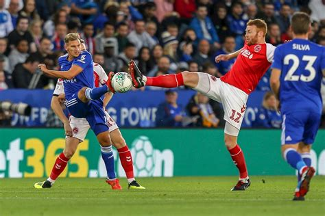 Leicester City vs Fleetwood Town on 28 Aug 18 - Match ...
