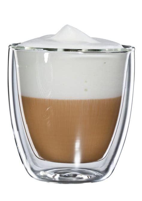 bloomix cappuccino glas er set cappuccino grande