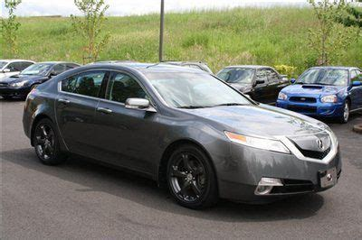 2009 Acura Tl Technology Package by Find Used 2009 Acura Tl Sh Awd 3 7l V6 Technology Package