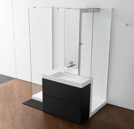 siege wc shower basin combo by roca showerbasin