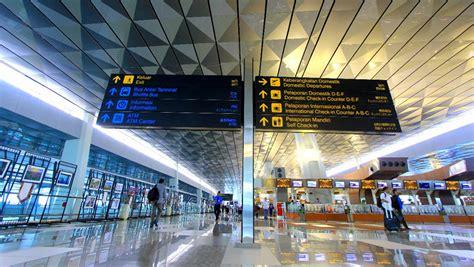 klm prepares  shift  terminal   jakarta airport