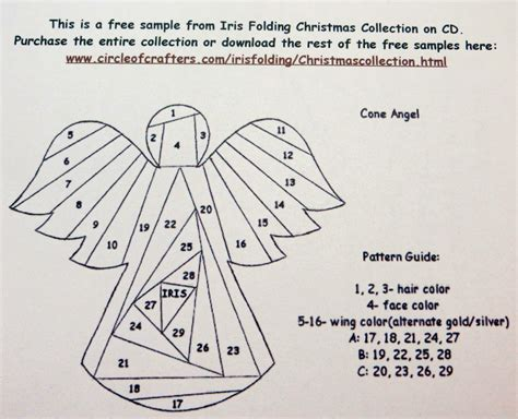 creative crafter iris folding instructions video