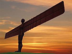 The Angel Of The North by Martyn Wright - Digital Photographer