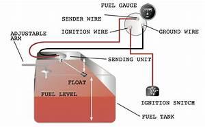 Fuel Tank Wiring Diagram