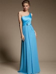 Aqua Blue Bridesmaid Dresses for Beach Wedding | Cherry Marry