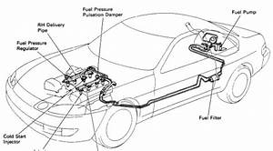 Lexus Gs400 Sc400 Ls400 Fuel Filter