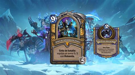 Paladin Hearthstone Deck Frozen Throne by Hearthstone Deck Tech Shield Paladin Knights Of