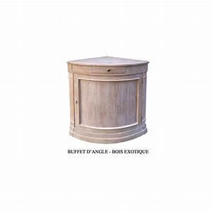 Meuble Angle Bois : d coration r ussie gr ce meuble bois d 39 angle ~ Edinachiropracticcenter.com Idées de Décoration