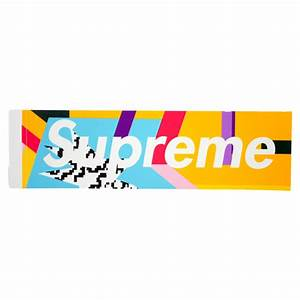 New Supreme Stickers Available Now – PIFF Minneapolis