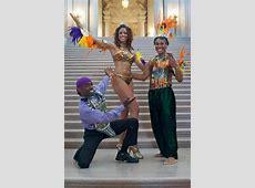 49er Jaime Williams Joins SambaFunk Carnaval B4 Leaving 4