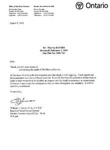 attorney general cover letters