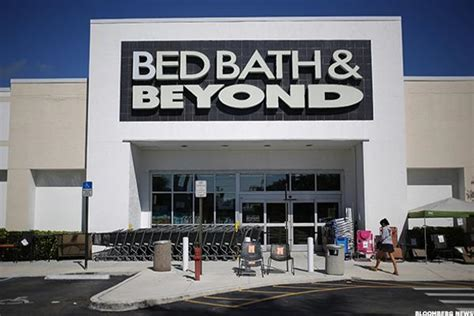 bed bath beyond bbby stock tumbles in after hours
