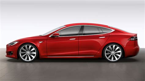 Tesla Model S News by Tesla Model S Reveals Its New And This Is Stunning