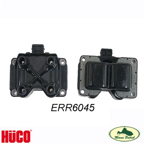 Land Rover Ignition Coil Pair Set Discovery Range
