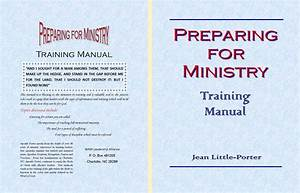 Preparing For Ministry Training Manual By Jean Porter