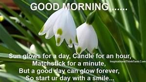 Good Morning Qu... Mogra Quotes