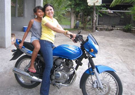 102 Best Images About Filipina And Their Motorcycles On