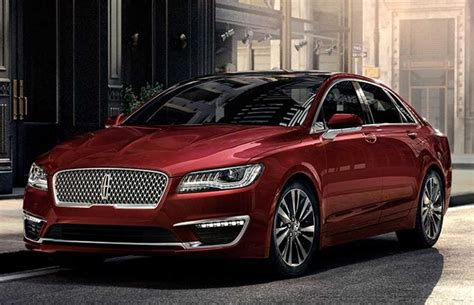 2018 Lincoln Mkz Release Date, Price, Interior Redesign