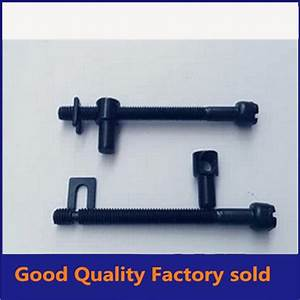 5200  5800 Chain Saw Guide Plate Adjustment Screw Gear Type