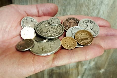 What's So Special About Old Coins? - C. B. Gitty Crafter ...
