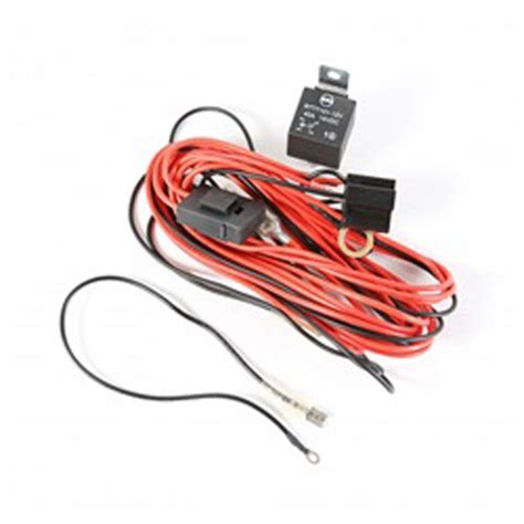 rugged ridge 15210 70 this is a light wiring harness without a rocker switch it is a component