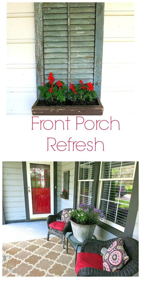 front porch rugs front porch refresh outdoor rugs vintage and inspiration