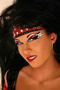 Pirate makeup | Makeup | Pinterest
