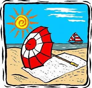 Free Clipart ★ Labor Day 2a summer beach vacation related ...
