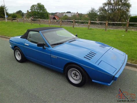 Tvr 280i Tasmin,only 81k,with Loads Of History,160 Bhp 2.8