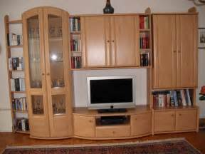 ebay wohnzimmer wohnzimmer schrankwand buche neuwertig ebay