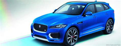 Jaguar Fpace Gets 5star Euro Ncap Rating  Drive Safe