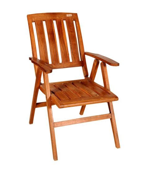 sheesham wood folding chair buy at best price in
