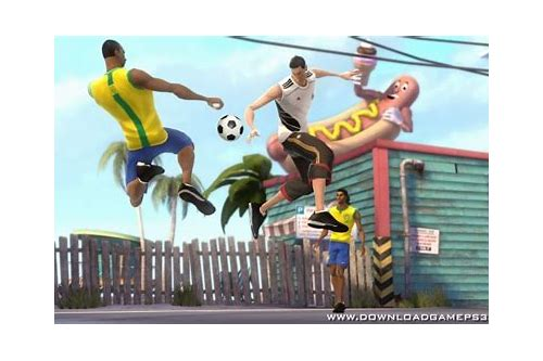 download fifa street 3 for mac free