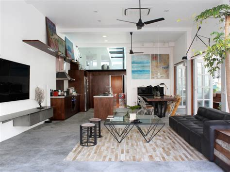A 60year Old Terrace House Gets A Renovation  Design Milk