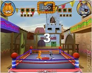 Screens Garfield Lasagna World Tour PS2 2 Of 6