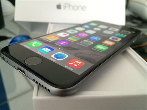 iphone 6 space grey unboxing iphone 6 space grey