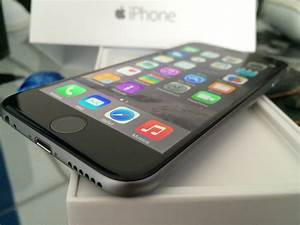 Unboxing iPhone 6 Space Grey - YouTube