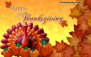 happy thanksgiving wallpapers from theholidayspot