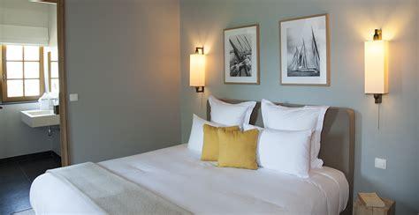 chambres d hotes luxe chambre bleu et jaune