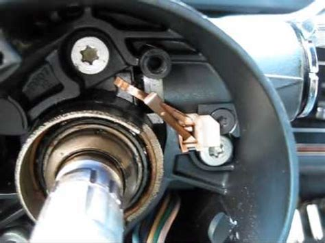 change  lock cylinder    airbag gm column