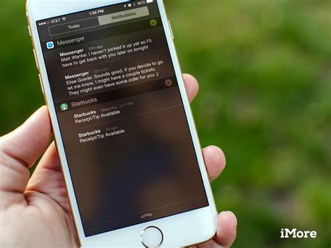 iphone lock screen notifications need to disable notification center and siri access from