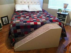 Dog Ramp for Bed Design — Decor Trends : Small Dog Ramp